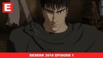 Previously In Anime -  Berserk 2016 Episode 1 - Guts is back and still badass!