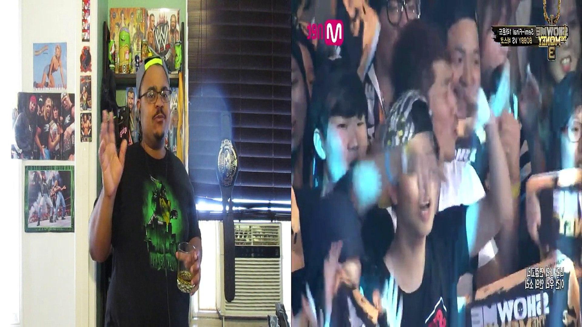 Mnet [쇼미더머니3] Ep.09 : BOBBY(바비) - 연결 고리 # 힙합 @ SEMI-FINAL Real-Time Review