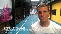 Paroles de coach : Adrien Reymond, préparateur physique du Groupe d'Entrainement B de Ski Alpin