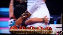 Un gamin touche les fesses d une présentatrice ! Petit pervers