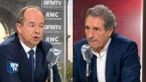 """Jean-Jacques Urvoas: """"Nous allons sortir de l'état d'urgence à la fin du mois"""""""
