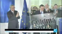 """José Manuel Barroso à Goldman Sachs : """"une trahison"""", """"un coup de poignard"""" de l'UE"""