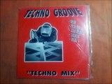 TECHNO GROOVE.''TECHNO MIX.''.(UNTITLED 2.)(12''.)(1992.)