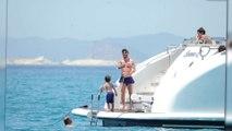 Lionel Messi en vacances après son inculpation pour fraude fiscale