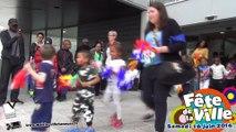 Les spectacles des enfants des TAP et des centres de loisirs pour la fête de la ville de 2016