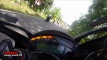 Un tour de dingue de Miguet lors du TT Tchèque