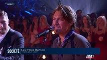 Musique: retour des frères Hanson et faire de la musique avec des verres