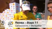 Revista - Etapa 11 (Carcassonne / Montpellier) - Tour de France 2016