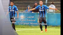 Junior ARIAS  17 may 1993- 1m78 Striker- Right Footed Current Club : Liverpool Montevideo