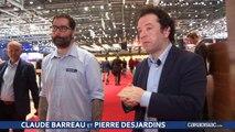 Maserati Levante - En direct du salon de Genève 2016
