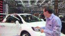Opel Mokka X - En direct du salon de Genève 2016