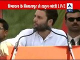 UPA, Congress working for farmers: Rahul Gandhi