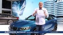 BMW Série 2 Coupé - En direct du salon de Genève 2016