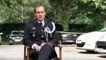 Défilé du 14 juillet 2016 : portraits croisés Police nationale1/5