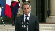 Quand Gérard Depardieu accueille chez lui un meeting de Nicolas Sarkozy