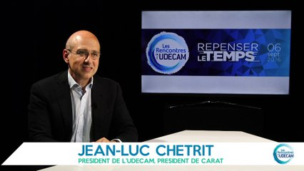 [Rencontres 2016] 6 septembre 2016 - Jean-Luc Chetrit - Teaser 2