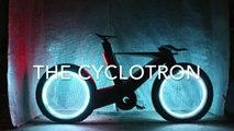 Cyclotron Bike : le vélo façon tron qui vient du futur