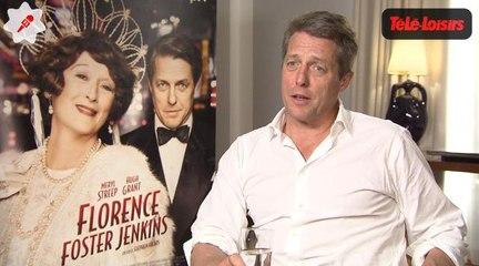 """Hugh Grant (Florence Foster Jenkins) : """"Jouer avec Meryl Streep était terrifiant"""" (INTERVIEW)"""