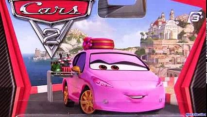 Cars 2 Mary Esgocar #49 Diecast Kmart K-day 9 Collector Event Disney Pixar Mattel toy