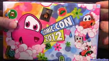 Cars 2 Mater in Japanese Bathroom Stall Comic-Con SDCC 2012 Chuki Anime Disney Pixar Mater in Japan