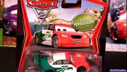 Cars 2 Memo Rojas Jr. MATTEL Super Chase Ultimate 155 scale Diecast Disney Pixar Mexican Racer
