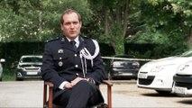 Défilé du 14 juillet 2016 : portraits croisés Police Nationale 3/5