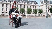 Défilé du 14 juillet 2016 : portraits croisés Gendarmerie Nationale 3/4