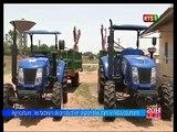 Agriculture ׃ les facteurs de production disponibles dans le Ndoucoumane