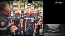 Défilé du 14 juillet 2016 : portraits croisés Bataillon des Sapeurs pompiers de France 3/3