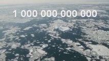Mille milliards de tonnes de glace ont fondu au Groenland