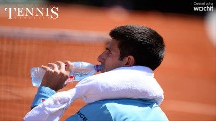3 conseils pour jouer au tennis par grosse chaleur