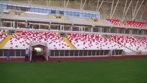 Sivasspor'un Yeni Stadı Sezona Hazırlanıyor