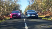 Comparatif vidéo - Opel Astra vs Volkswagen Golf
