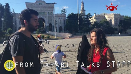 Farabi Talks at İstanbul University