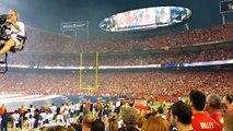 Arrowhead Stadium  9-29-14  Chiefs vs Patriots