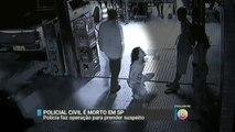 Policial morre após briga na porta de bar