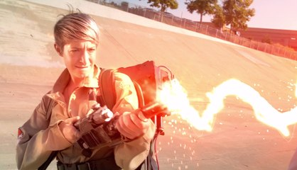 Ghostbusters Proton Pack Test | Field Test | FXated