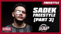 Freestyle [Part. 3] Sadek Feat. Guest dans #PlanèteRap