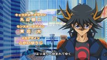Yu-Gi-Oh! 5D's - Opening 1 - Kizuna Bonds by Kra HD