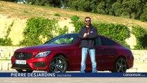 Essai - Mercedes Classe C Coupé : étoile filante