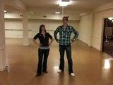 Uptown Swing Beginner Lesson #1, 3/23/2010