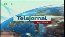 Telejornal Açores - Escalada, vinheta, passagem de bloco e encerramento (04/09/15) | RTP Açores