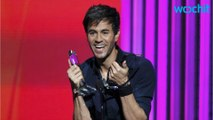 Enrique Iglesias On Recovering From His Drone Wound