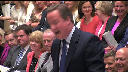 David Cameron's final appearance as the Prime Minister - Can our Political leaders handle Such Hard Hitting Comments on