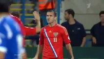 Израиль - Россия 0-1 Гол Кержакова