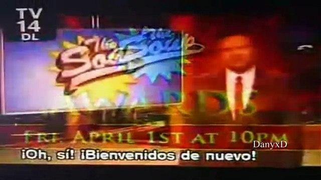"""""""Triunfo Del Amor"""" en The Soup • 26/03/2011"""