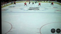 Carcillo destroys Crosby and opponent quits * NHL 10