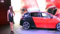 Peugeot 308 GTi : référence ? En direct du salon de Francfort