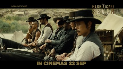 The Magnificent Seven - Official Trailer