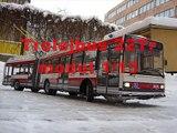 Trolejbus 22 Tr model 1/13